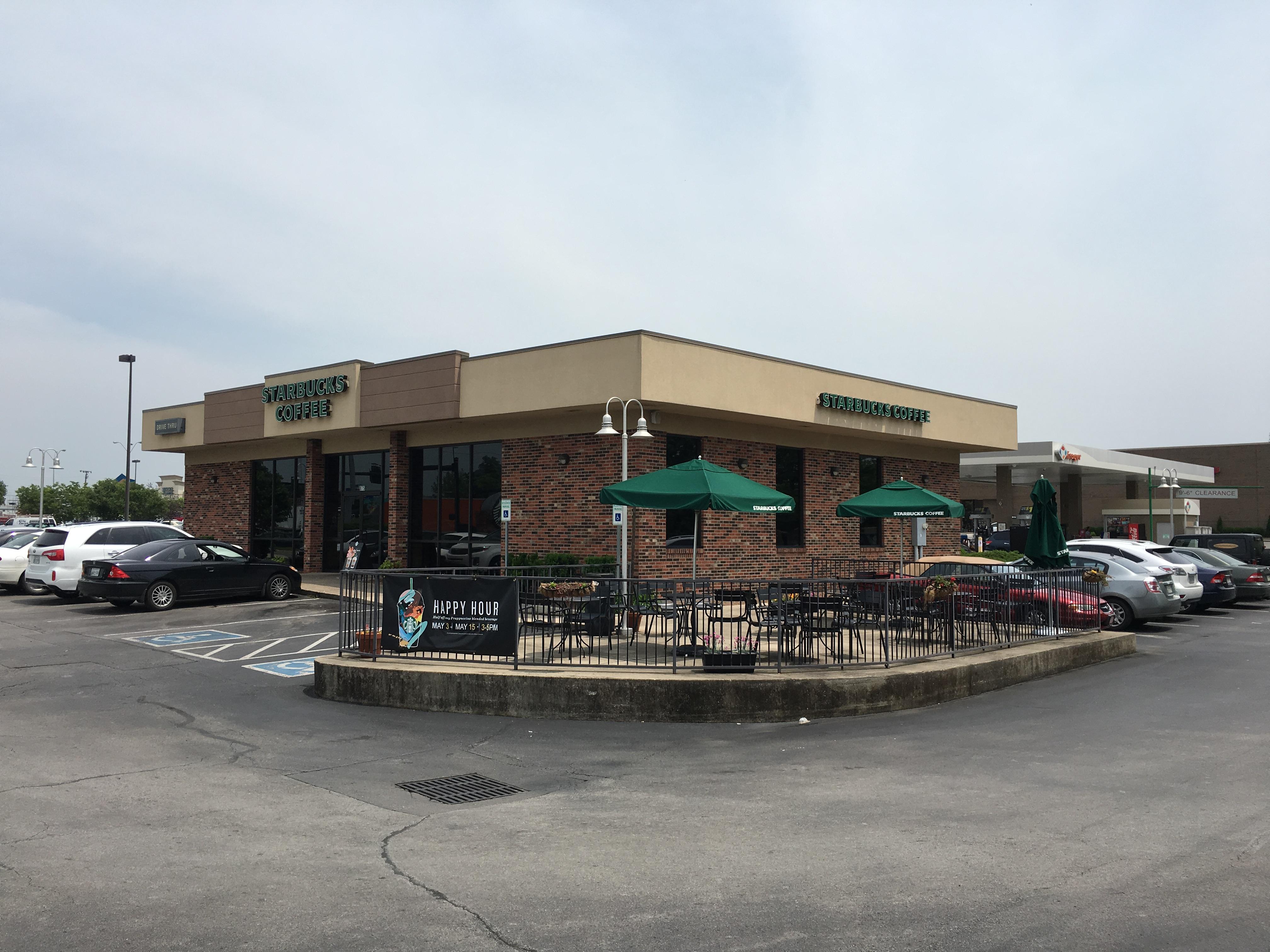 Kroger Gallatin Tn >> Starbucks : Robbins Properties®